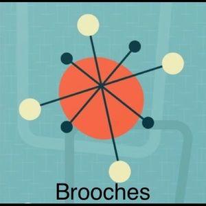 Brooches/Pins